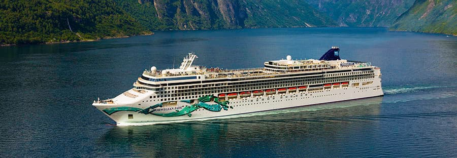 Greek Cruise on Norwegian Jade