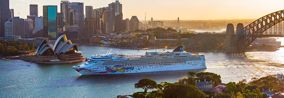 Cruise to South Pacific Norwegian Jewel