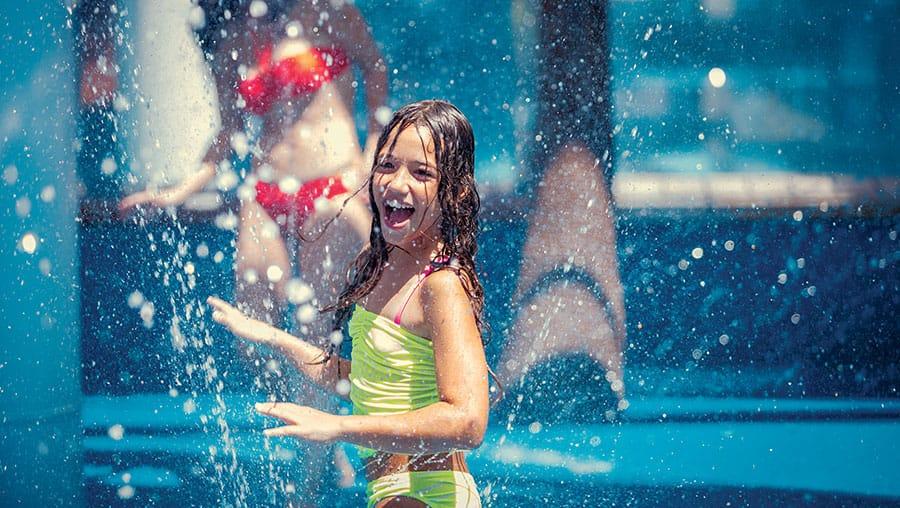 פארק המים Aqua Park לילדים