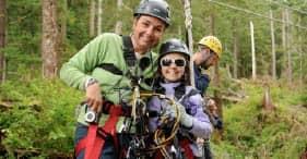 Bear Creek Zipline