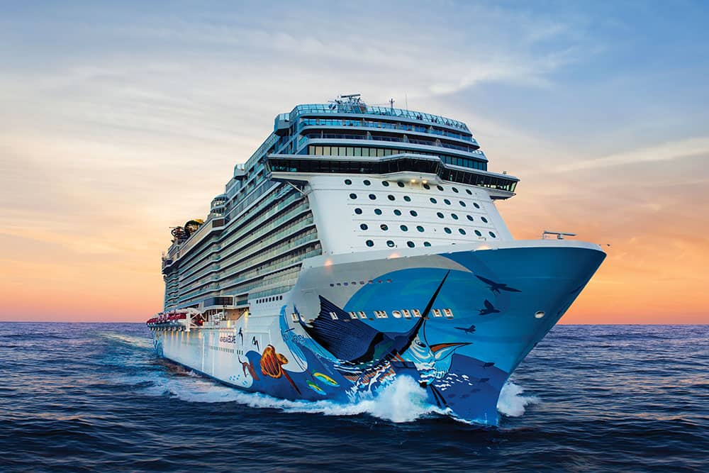 Norwegian Cruise Line and Guy Harvey Host Conservation Cruise Norwegian Escape
