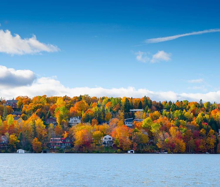 Kanada- & Neuenglandkreuzfahrten