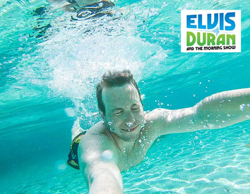 Elvis Duran and the Morning Show's Jake Tuff Norwegian Cruise Line México