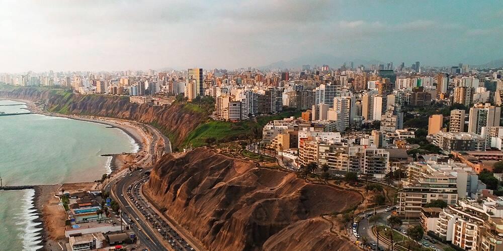 Cruise to Lima Peru