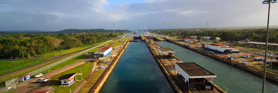 Panama Canal/Gatun Lake, Panama
