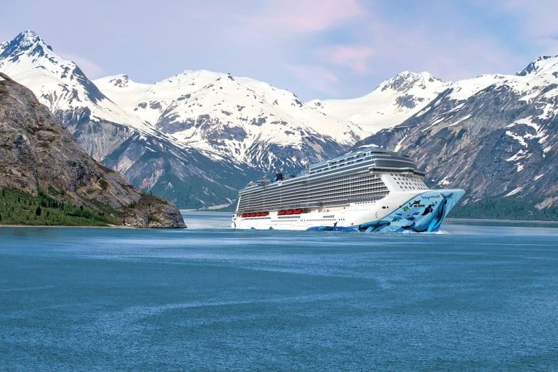 Cruise Without a Passport on Norwegian Bliss in Alaska