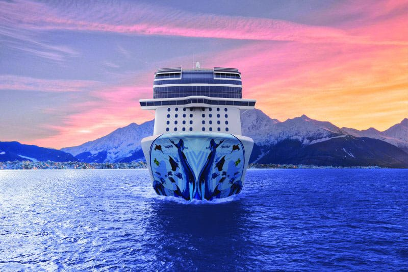 Norwegian Bliss Cruise to Alaska