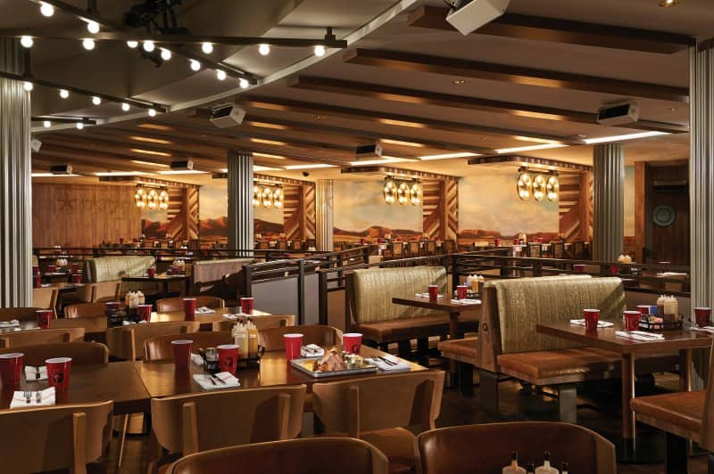 Indulge in Texas Barbecue at Q on Norwegian Bliss