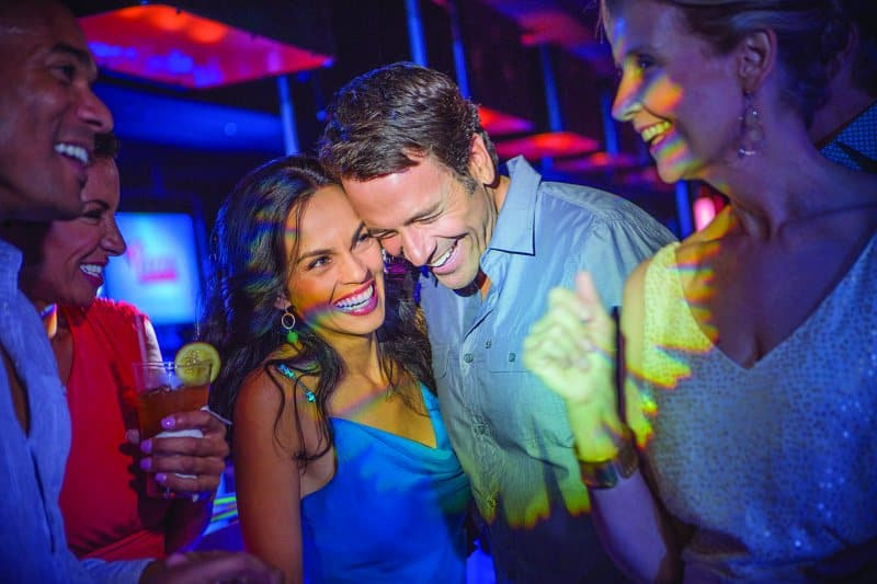 Dance the Night Away at Norwegian's Bliss Ultra Lounge