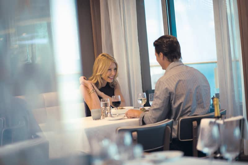 Enjoy Exclusive Dining in The Haven by Norwegian