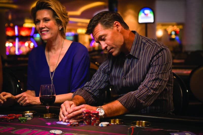 Casinos at Sea Poker Tournament