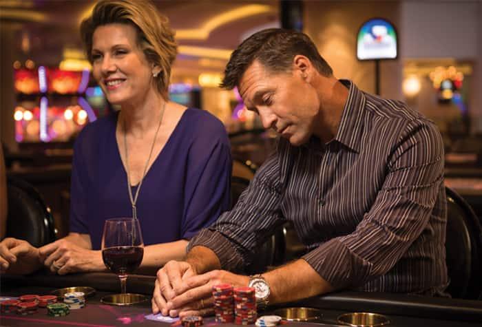 Tournois au casino