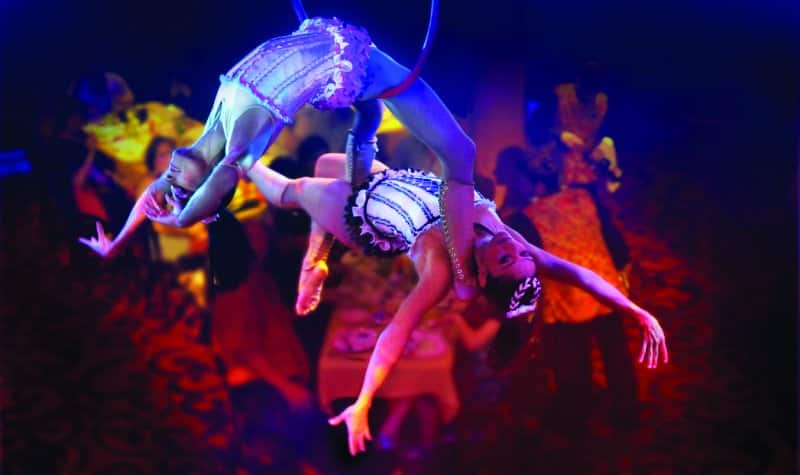 Cirque Dreams on Norwegian Cruise Line