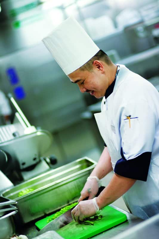 Norwegian Cruise Line Onboard Dining