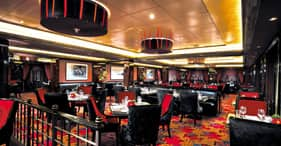 Norwegian Epic cruise ship Moderno Churrascaria.