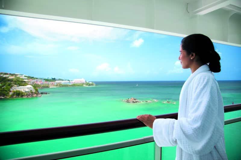 Disfruta de las vistas en un crucero transatlántico con Norwegian
