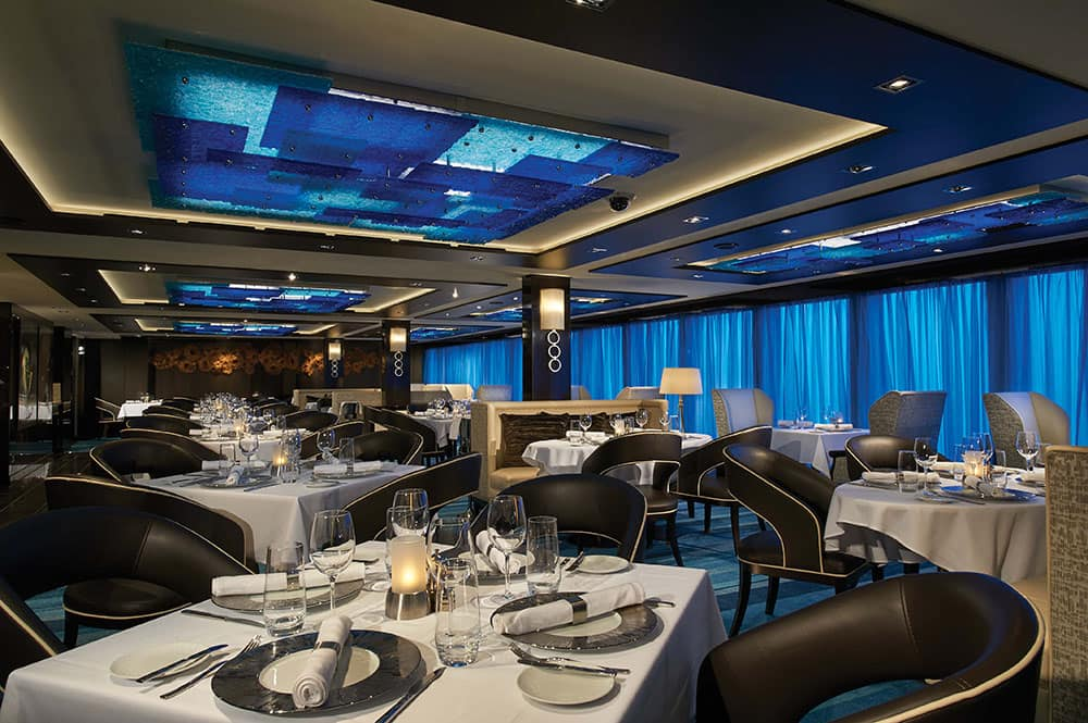 Norwegian Cruise Line - The Haven Restaurant