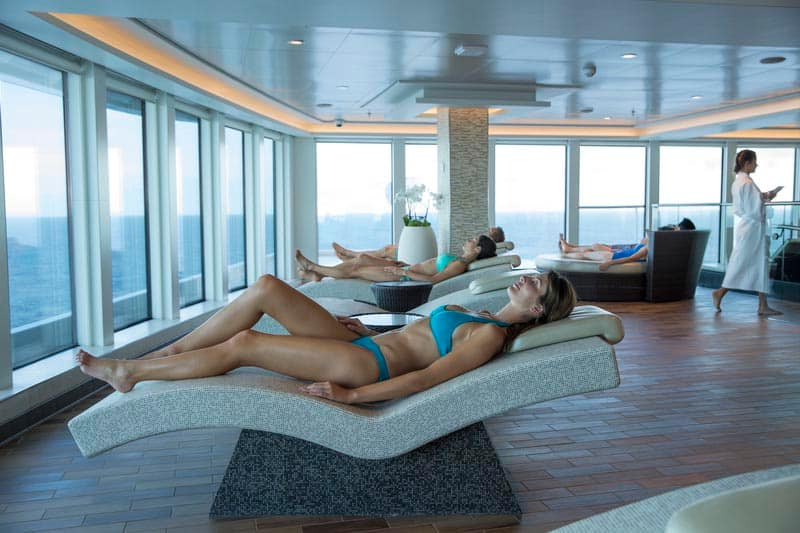 Mandara Spa - Norwegian Escape