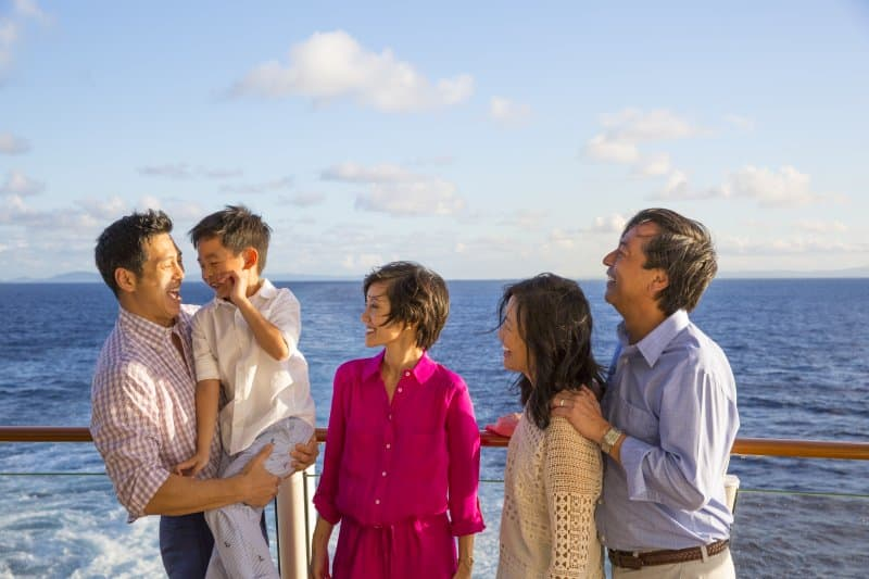 4 Tips for Sharing a Cruise Cabin with Friends and Family