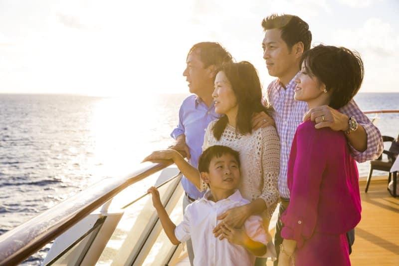 5 motivi per celebrare le feste in mare