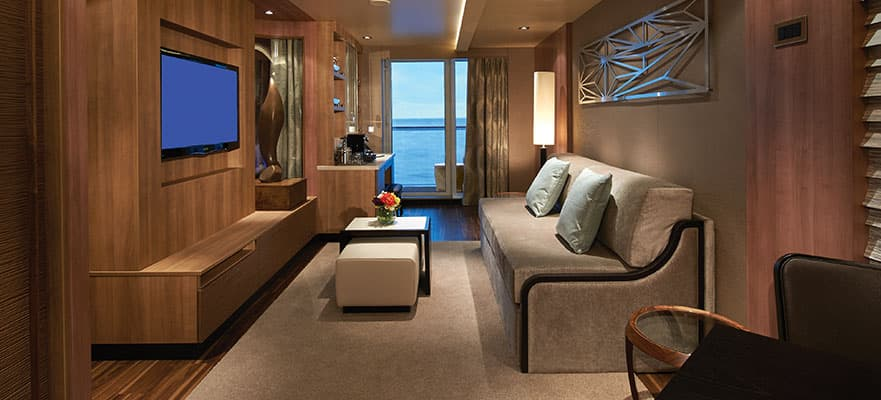 The Haven Deluxe Suite with Balcony