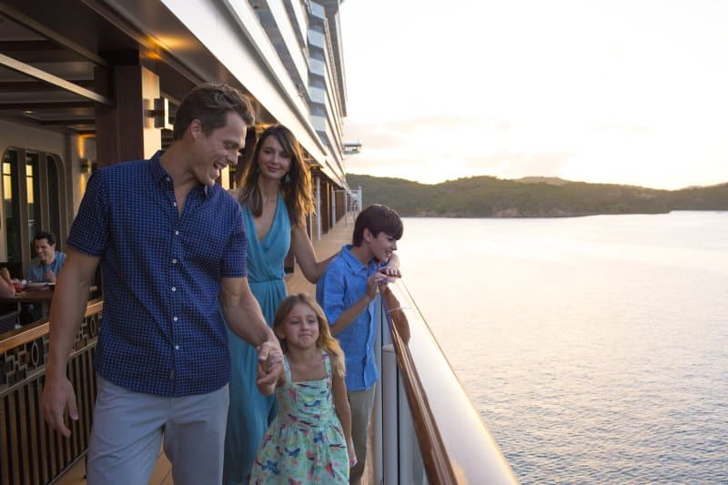 Norwegian's Free at Sea Includes Free 3rd & 4th Guests on Select Cruises