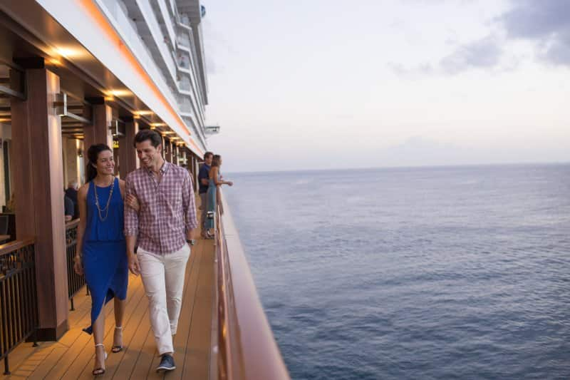 Take a Stroll Down The Waterfront on Norwegian's Breakaway Class Ships