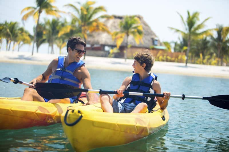 Harvest Caye Water Sports