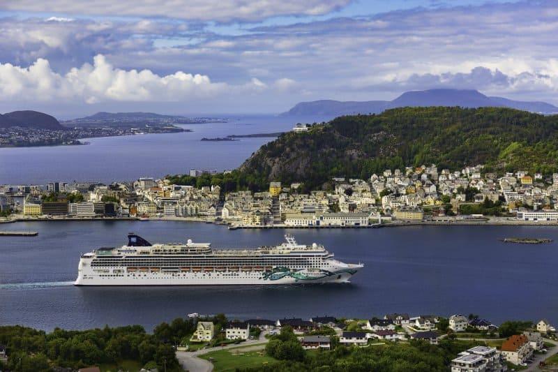 La mejor época para hacer un crucero a Europa