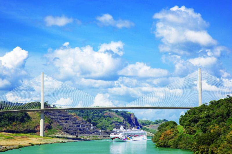5 Reasons to Cruise the Panama Canal with Norwegian