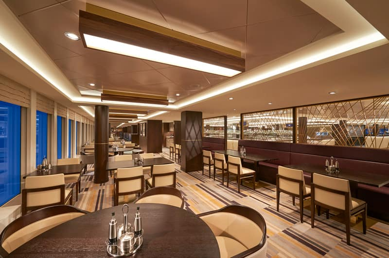Enjoy Several Dining Options on Norwegian Joy