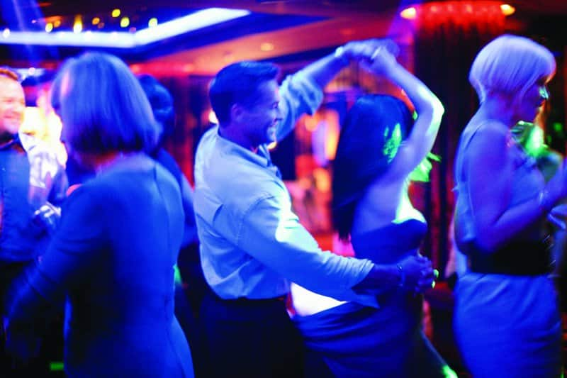 Dance the Night Away at Bliss Ultra Lounge