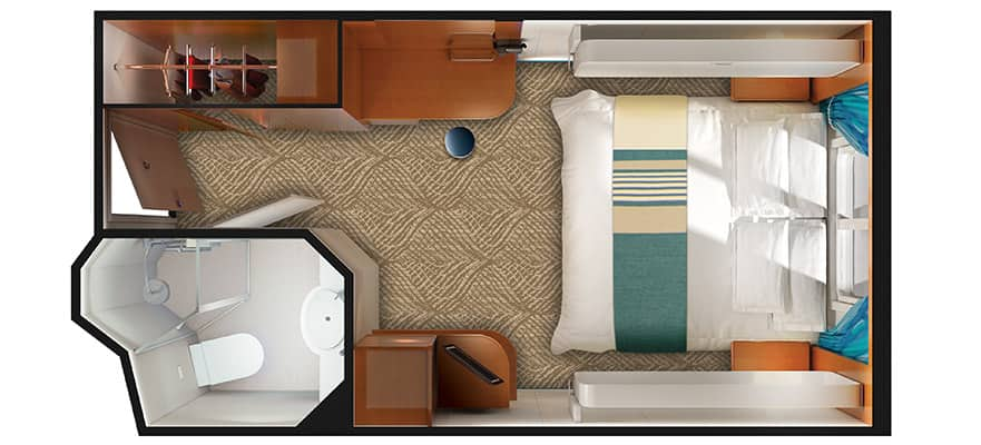 Floor plan Oceanview Picture Window
