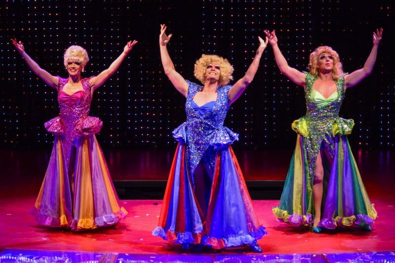 Priscilla Queen of the Desert on Norwegian Cruise Line