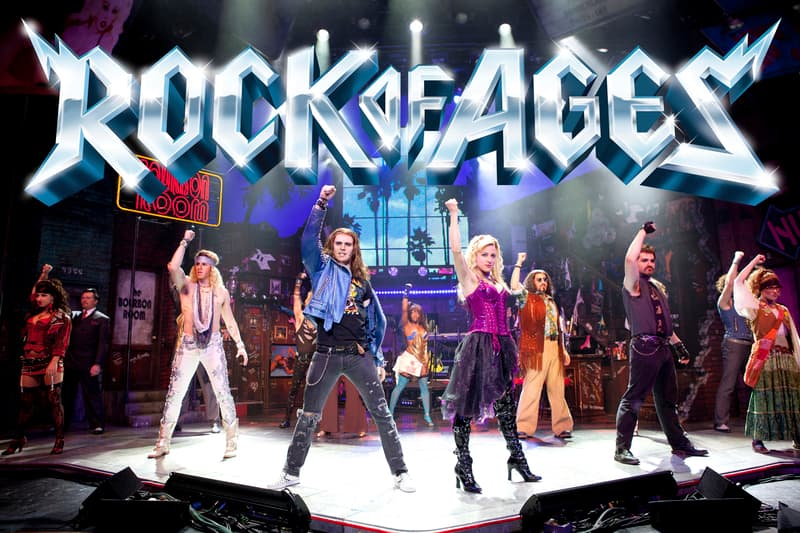 See Rock of Ages on Norwegian Breakaway