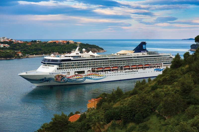 Norwegian Spirit Cruises to Africa