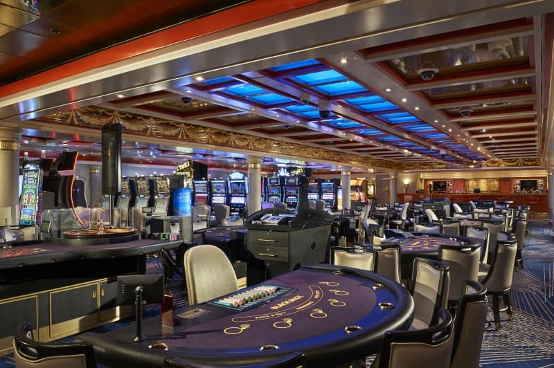 Norwegian Sun Casino Cruise