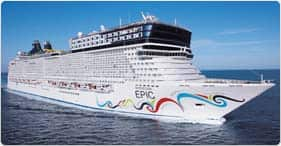אוניית השייט Norwegian Epic