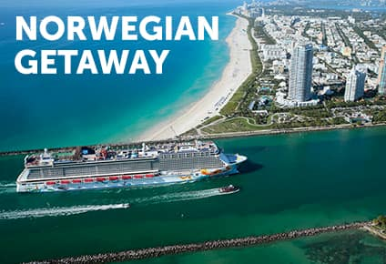 Caribbean Cruises on Norwegian Getaway