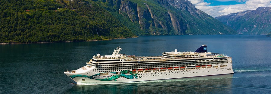 Norwegian Jade Europe Cruise