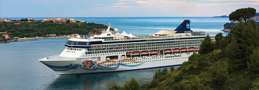 Mittelmeerkreuzfahrt auf der Norwegian Spirit