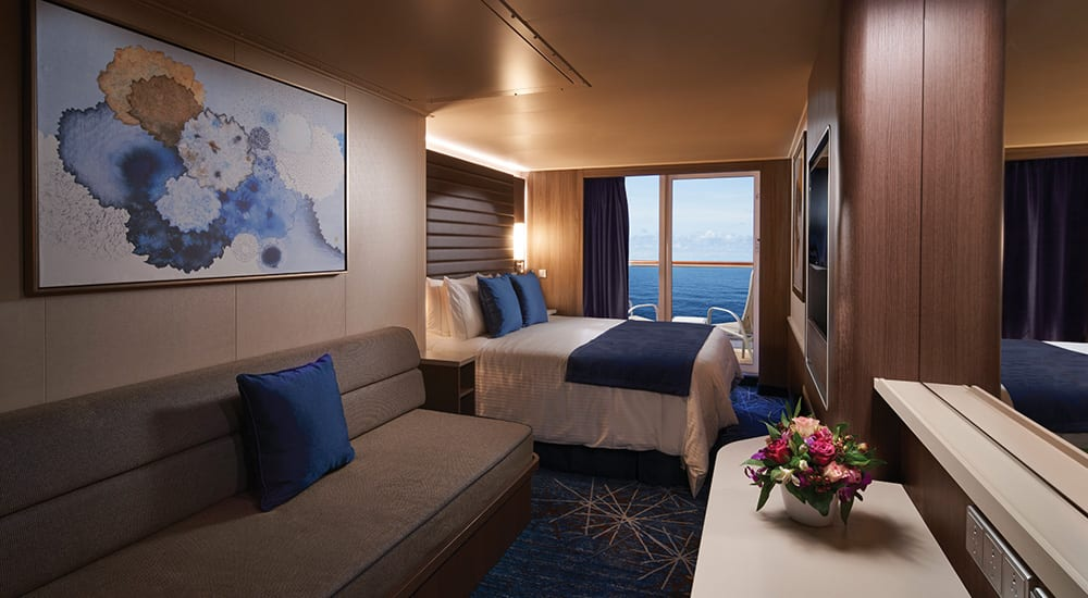 Norwegian Encore Mini-suite