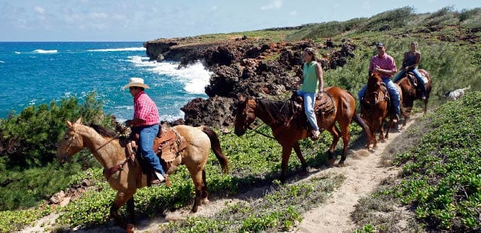 Kauai Horseback Riding Excursion