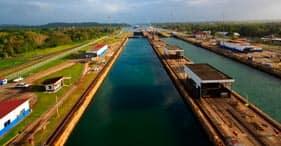 Panamakanal/Gatúnsee, Panama