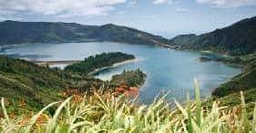 Fire Lake & Ribeira Grande