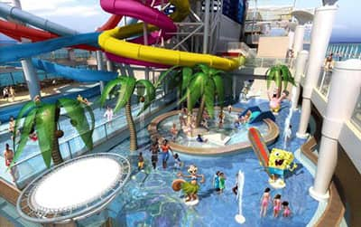 Norwegian Breakaway Reaches New Heights With Three Story