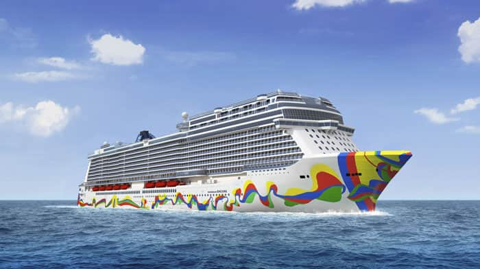Norwegian Encore Announced