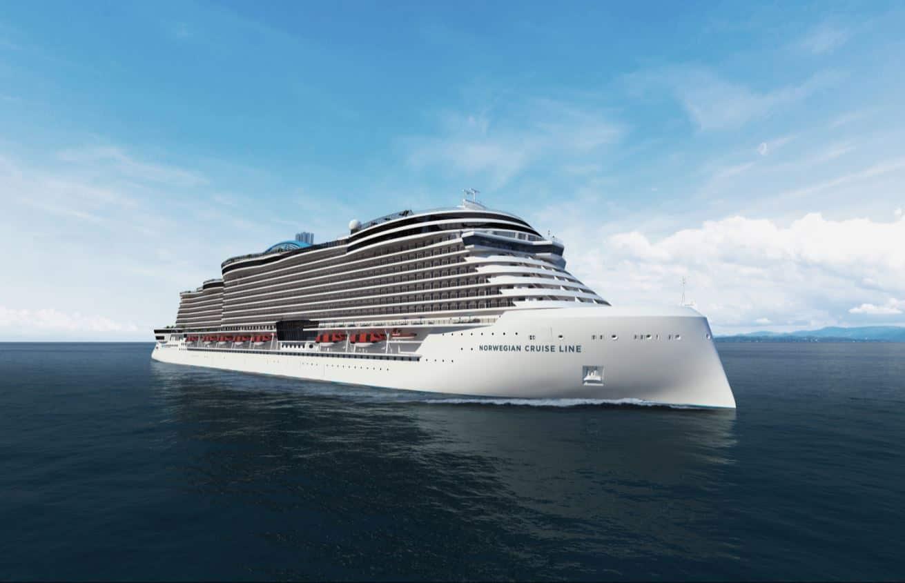 Norwegian Cruise Line Holdings confirma el pedido del quinto y ...