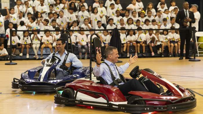 Norwegian Cruise Line Donates New Billion-Dollar Ship to Boys & Girls Clubs of Miami-Dade