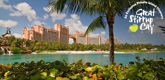 Experience spectacular shopping and entertainment in Atlantis.